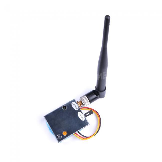 2CH 1.258G/1.280G AV 100mW Wireless Transmitter TX