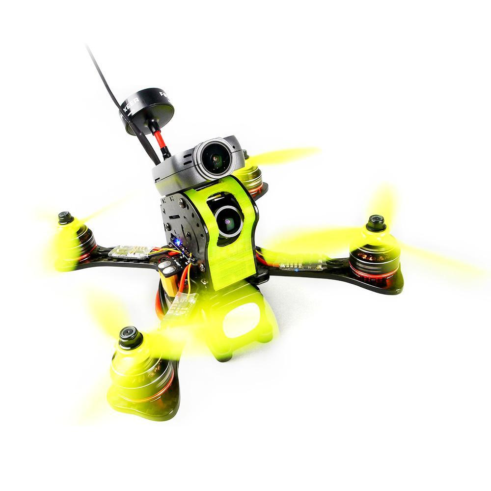 GEPRC GEP-IX5 Fairy 5 Inch 200mm X Type DIY Frame Kit for FPV RC ...