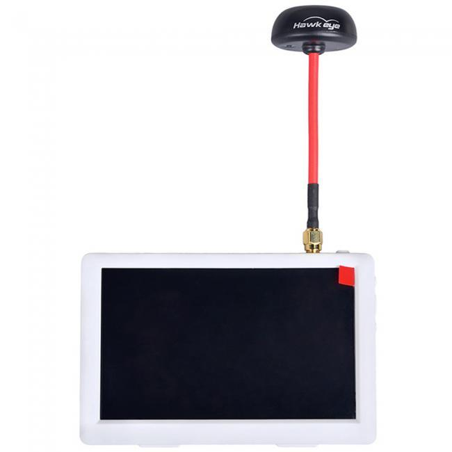 Hawkeye Little Pilot 5' FPV Monitor Display Screen 5.8G 40CH Receiver