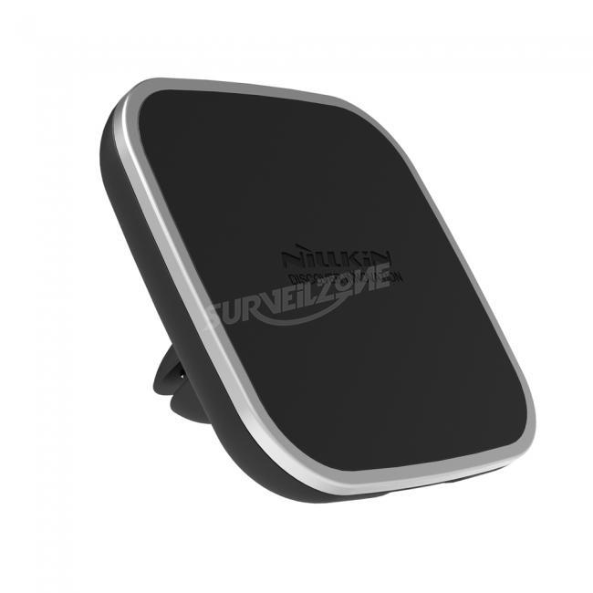 2 in 1 Qi Wireless Charging Pad and Car Mount Holder