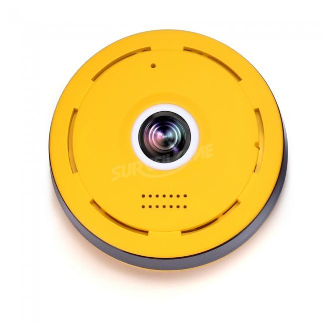 360 Degree Panorama 960P HD Camera Two Way Voice Intercom