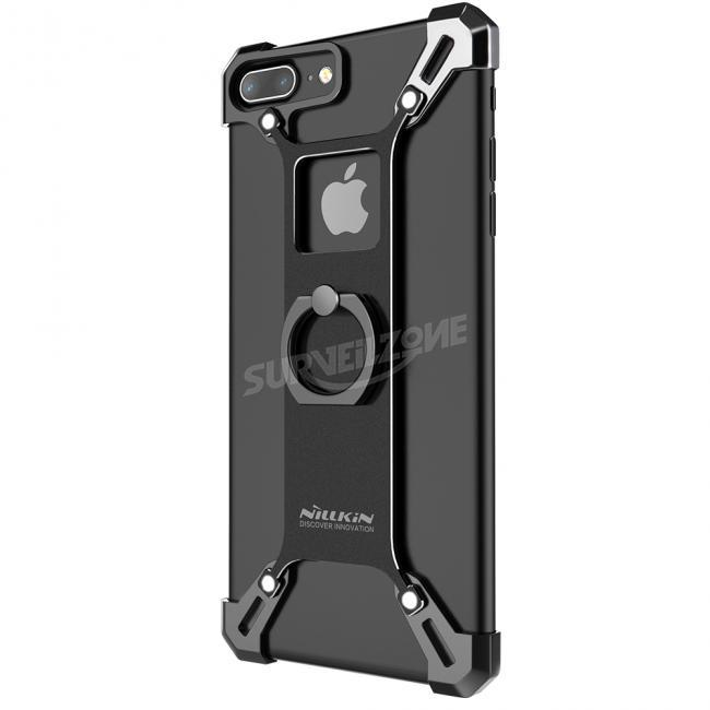 Back Cover With Enhanced Ring Kickstand For IPhone 7 Case