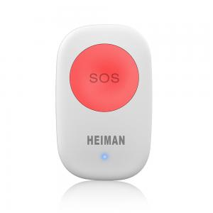 Smart Emergency Button 100m Wireless Network Distance