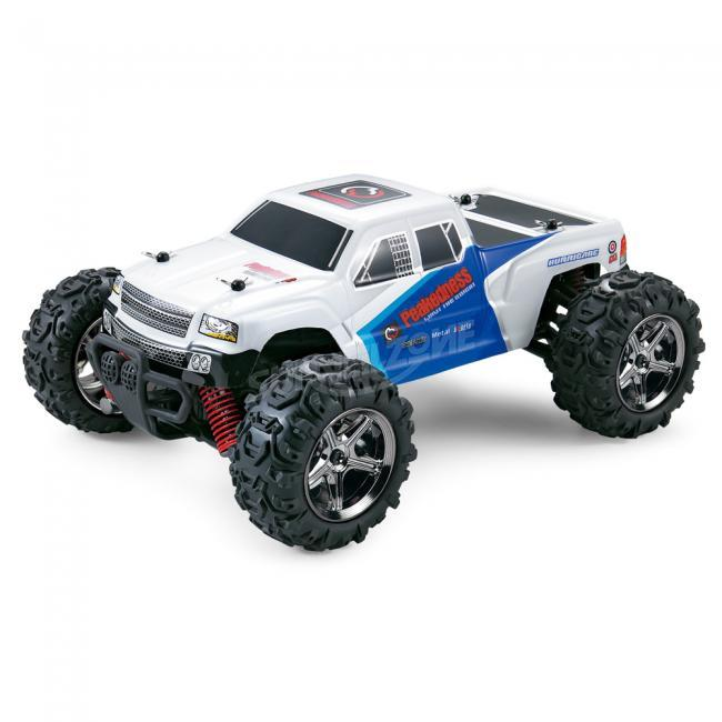 1:24 Proportional 2.4 GHz Four Wheel Drive High Speed Cross Country Vehicle