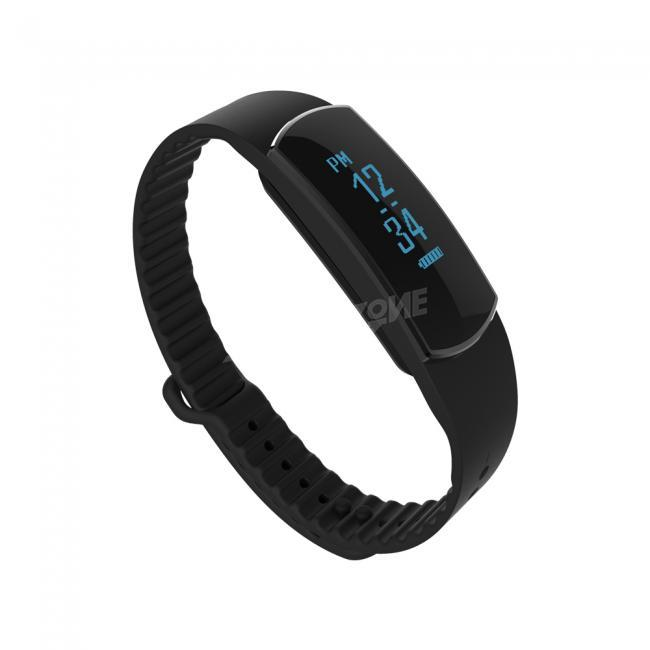Trasense SH09 Smart Bracelet Monitoring Herat Rate Touch Screen