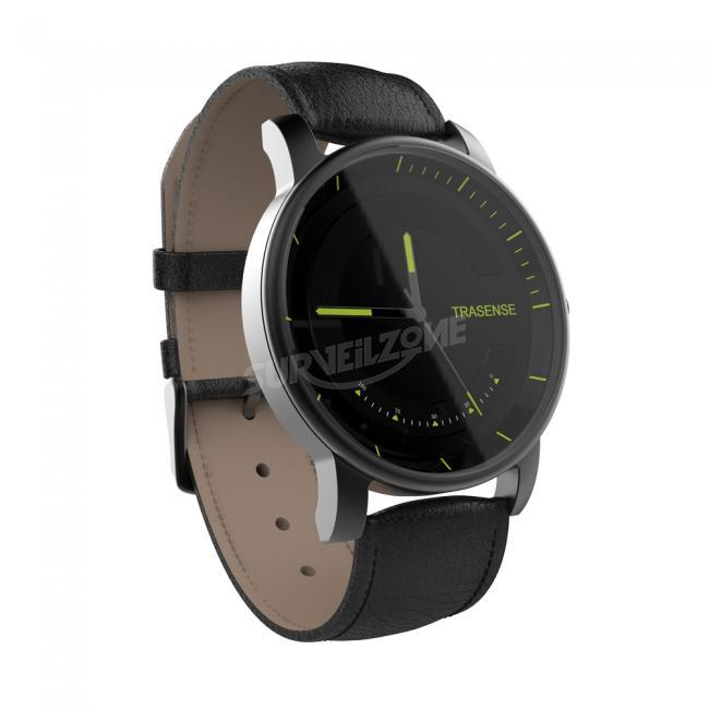 Trasense TS-H03 Pro Smart Watch Luminous Watch Genuine Leather Sapphire Crystal