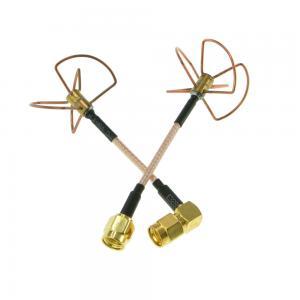 5.8G RP-SMA Clover Leaf RHCP LHCP Antenna