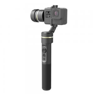 Feiyu Tech G5 Waterproof 3 Axis Handheld Brushless Gimbal for GoPro 5 Multi Action Camera