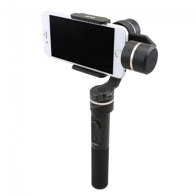 Feiyu Tech SPG Steaming Vision 3 Aixs Handheld Smartphone Gimbal with Smart Vertical Mode