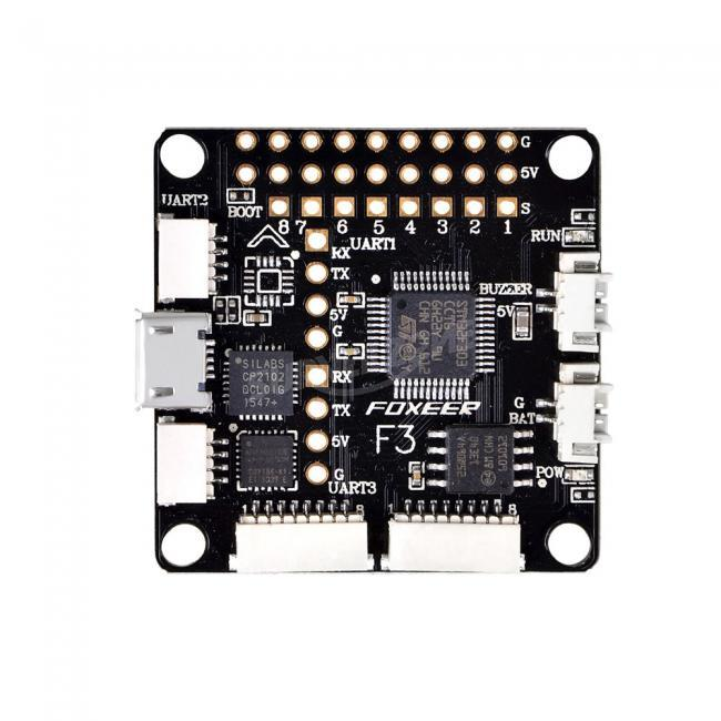 Upgrade SP Racing F3 Flight Controller for FPV Racing