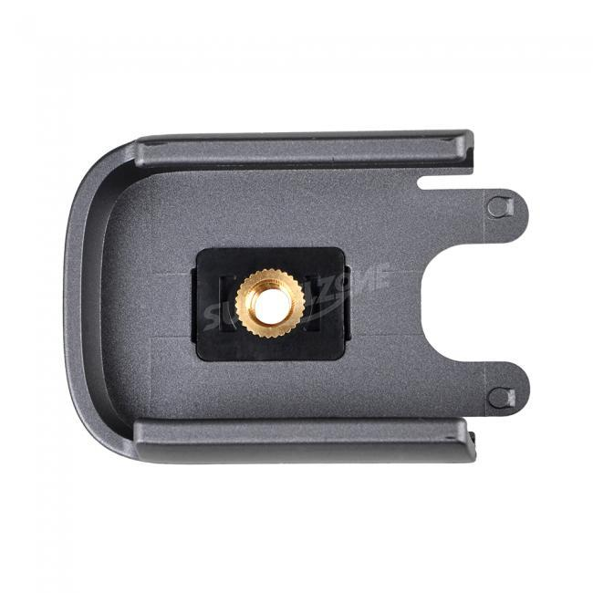 Bracket For Legend 2 Camera With Lens Cap and Copper Cylinder