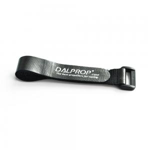DALPROP Medium Rubberized Lipo Velcro Strap