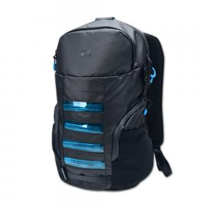 Swissdigital Neon SD 188 Hydration Outdoor Backpack With 2.0L Water Bladder LED Light And USB