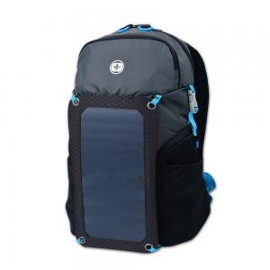 Swissdigital Solar Shot SD 190 Hydration Outdoor Backpack 2.0L Water Solar Charging Panel USB