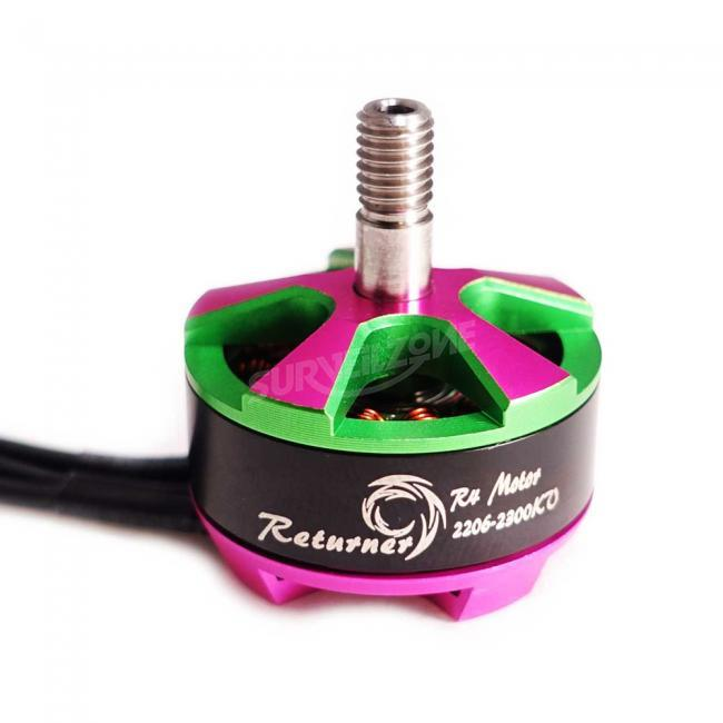 BrotherHobby Returner R4 2206 Brushless Motor 2300/2450/2600/2700 KV for FPV Multicopters