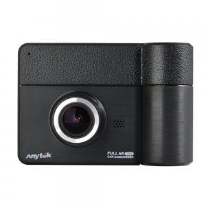 Anytek B60 Full HD high definition lens 2.31 inch TFT screen Dual lens 1080p Car DVR
