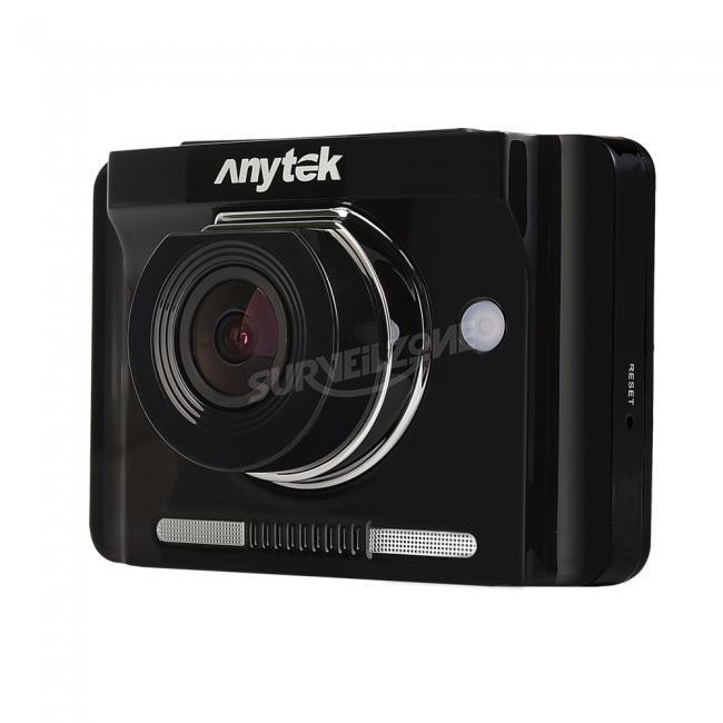 Anytek A22 170 Degree 6G lens Super Night Vision 2.7inch Screen Built in G sensor Car DVR