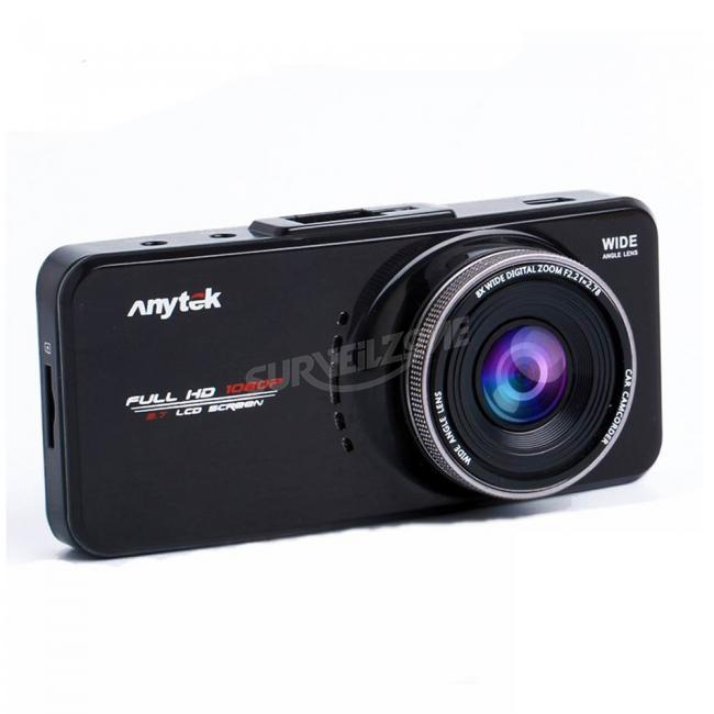 Anytek AT66A Car DVR Full HD Novatek 96650 Car Camera Recorder Black Box Dash Cam