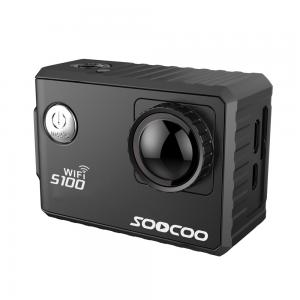SOOCOO S100 Wifi 4K Sports Camera Built in Gyro with GPS Extension Optional Action Camera