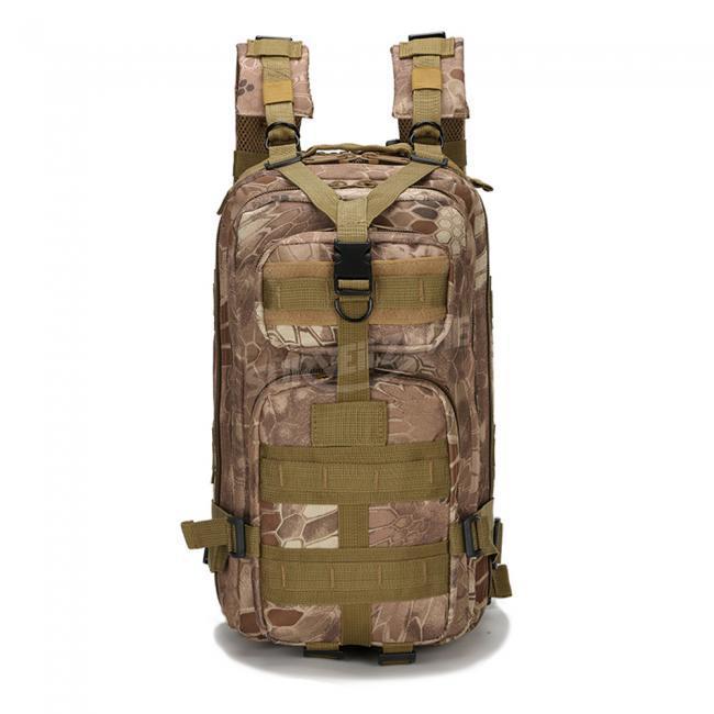 Nylon Waterproof Outdoor Sports 3P Bags Packsack