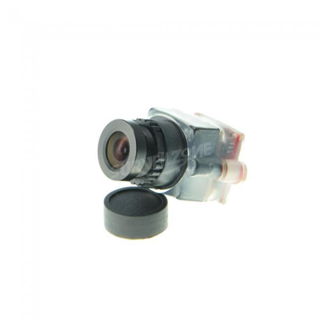 Foxeer XAT600SM DC5V-22V 17*17mm 600tvl Sony Super HAD CCD Camera