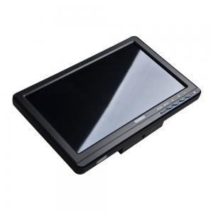 10.1 Inch HD High Brightness LED Monitor Snow Screen for FPV VGA HDMI Ports