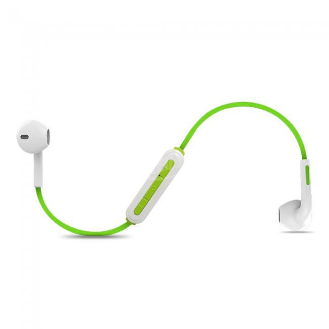 Neutral X7 Silcone Line Bluetooth Earphone For Bluetooth Phone