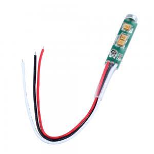 Yianda CS05H Adjustable MINI Microphone Built in Preamplifier Adjustable Button
