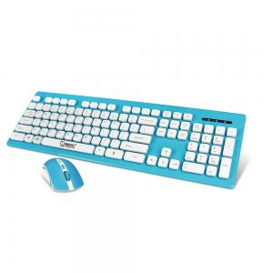 Zerodate X1600 2.4G Wireless Keyboard And Mouse