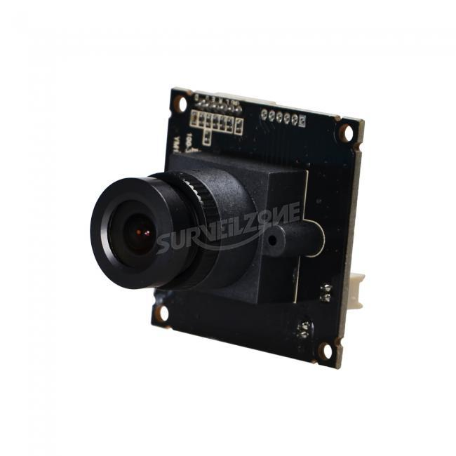 650TVL Super WDR FPV Camera with 2.8mm Lens and OSD