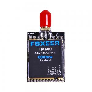 Foxeer TM600 FPV Mini 5.8G 40CH 600mW VTx Race Band