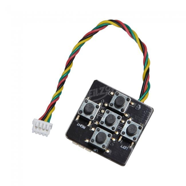 OSD Programming Board And Cable For HS1189 Camera