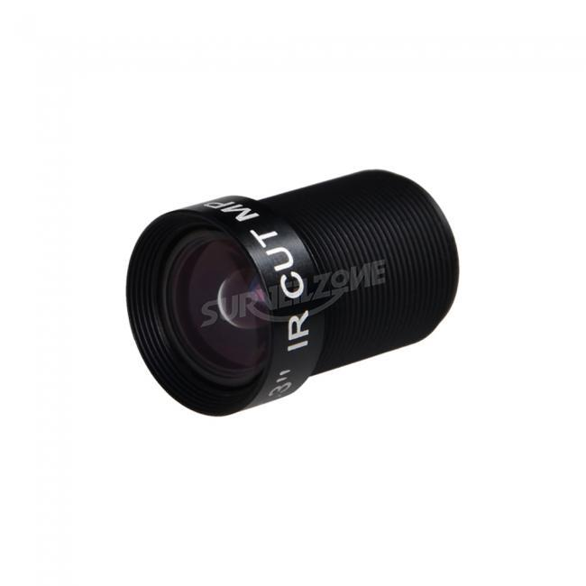 5.4mm 10 Megapixel Lens for GoPro Hero 3  and 4 M12 1/2.3 Inch