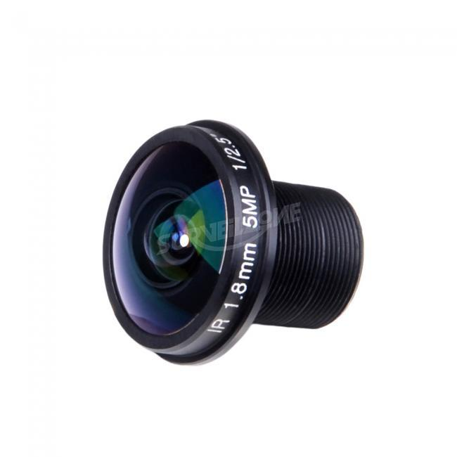 MTV Mount IR Sensitive 1.8mm Wide Angle Lens