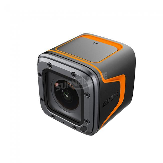 FOXEER Box 4K CMOS FOV 155 Degree Micro Bluetooth WiFi Camera Mini FPV Sport Action Camera