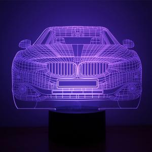 BMW Design Night Light Remote Control Touch Tone