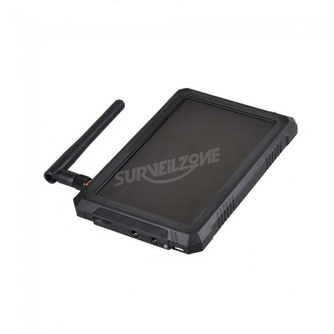 SKYZONE SKY RC500 FPV/kvadrokopter HD Display Screen With Mushroom Antenna