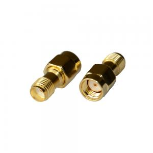 2pcs Straight Adapters for Antenna