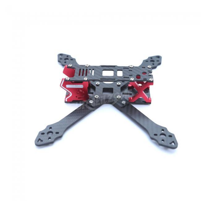 Skyzone XH210 210mm Carbon 3.5mm Arm Fiber Frame Kit for Racing Drone