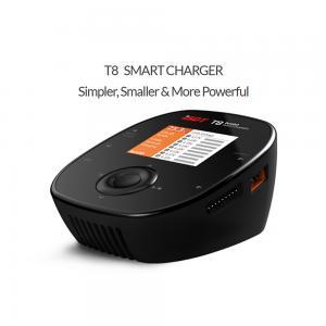 ISDT T8 1000W 30A Smart Battery Balance Charger For 1-8S Lipo Battery BattGo Technology