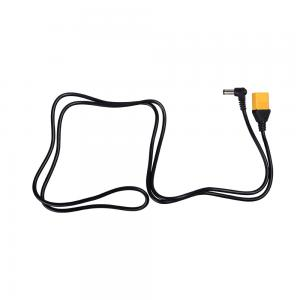 XT60 Male to DC 5.5 Power Cable For FatShark HD2/V3 and Skyzone SKY02S FPV Goggles Battery Receiver Monitor