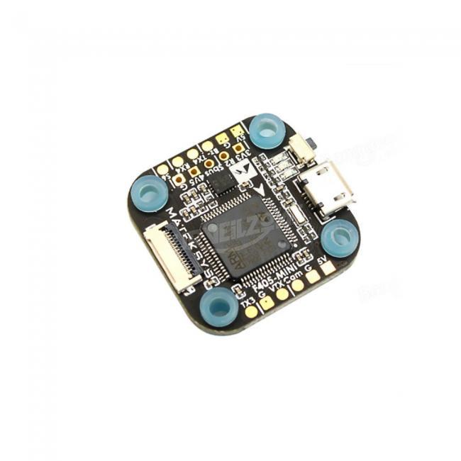 Matek Systems F4 F405 Mini Flight Controller Integrated OSD 32K Gyro 32M Flash