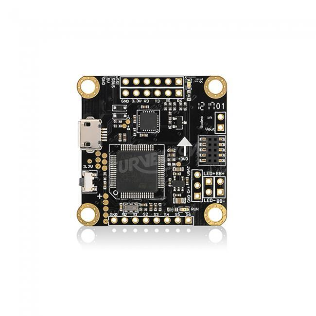 Hobbywing XRotor Omnibus F4 Flight Controller Built-in OSD Support DShot1200 TF Card Insertion