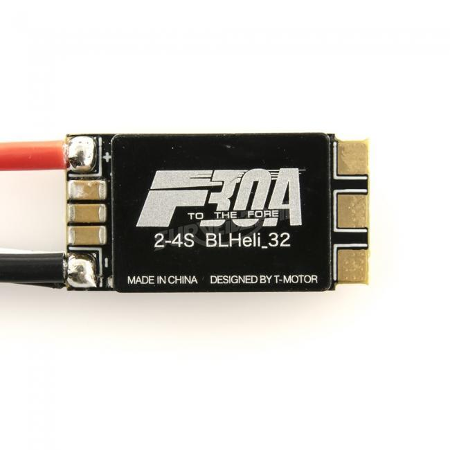 T-motor F30A 2-4S ESC BLHeli_32 for Racing Drone Quadcopter