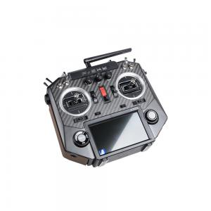 FrSky Horus X10s Carbon 16CH 2.4ghz RC transmitter System with MC12 CNC Hall Sensor Gimbals