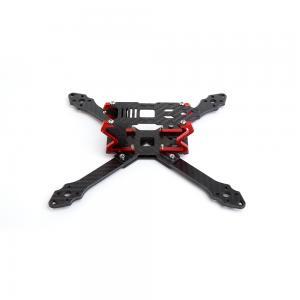 Skyzone S210 210mm True X 4mm Arm Thickness FPV Racing Frame Kit 3K Carbon Fiber