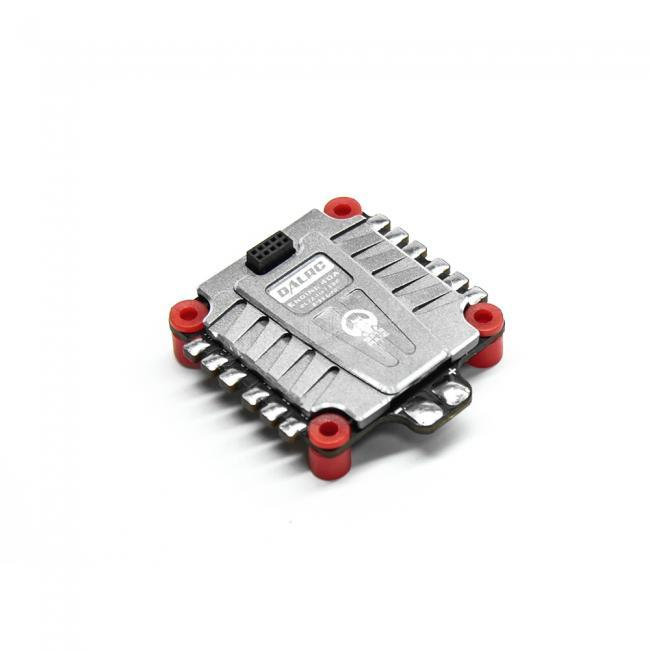 DALRC ENGINE 40A 3-5S 4 in 1 BLHeli 32.X Ready FPV Racing Brushless ESC Support DShot300-1200