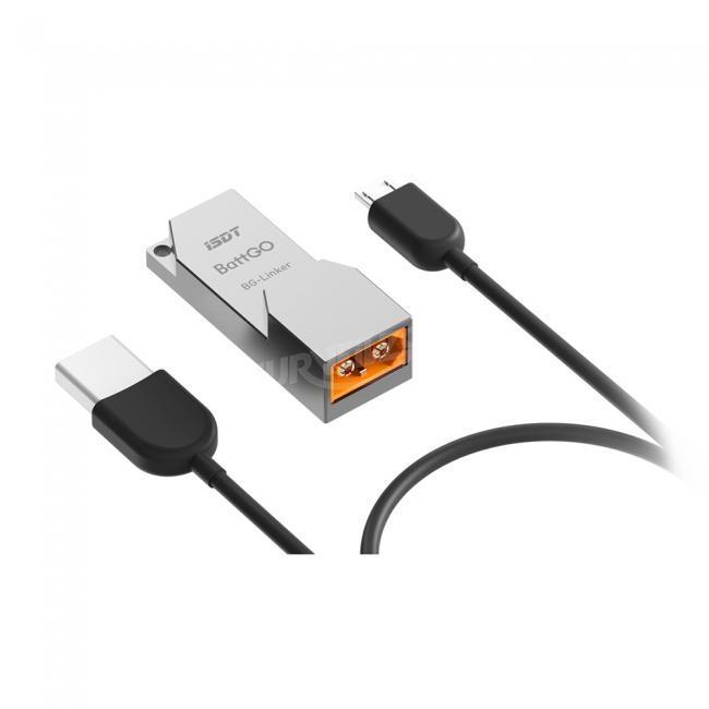 ISDT BG-Linker BattGO Smart Battery Linker Adapter