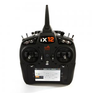 iX12 DSMX12-Channel Transmitter WiFi/Bluetooth/Audio