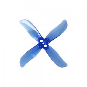 Set of 8 4-blade DALPROP CYCLONE Q2035C Props for FPV Racing